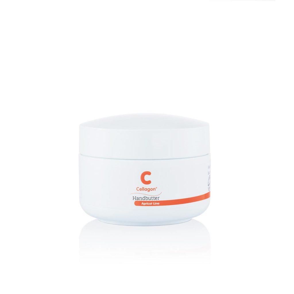 Körperpflege Cellagon Handbutter mit Aprikosenkernöl