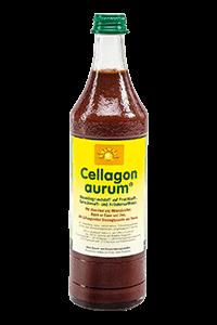 Mikronährstoffkonzentrat Cellagon aurum Flasche