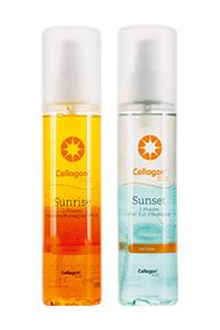 Sonnenschutz und After Sun Pflege Cellagon cosmetics