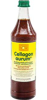 Cellagon Aurum Flasche