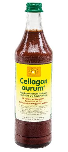 Cellagon Aurum Flasche