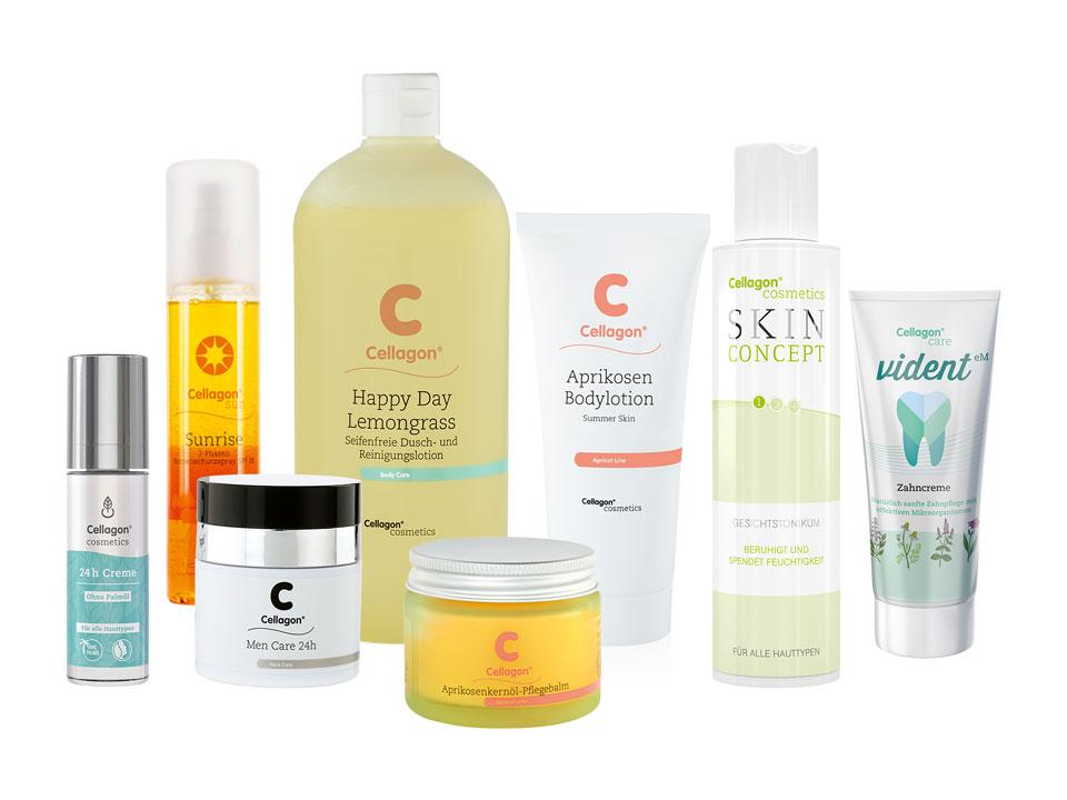 Cellagon cosmetics Pflegeprodukte Kosmetik